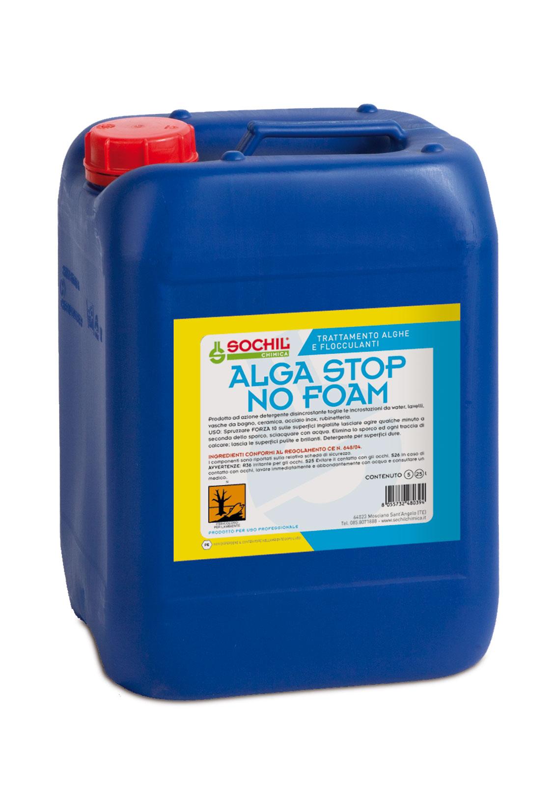 Ospitalita piscina spa trattamento alghe sochil chimica - Trattamento antialghe piscina ...